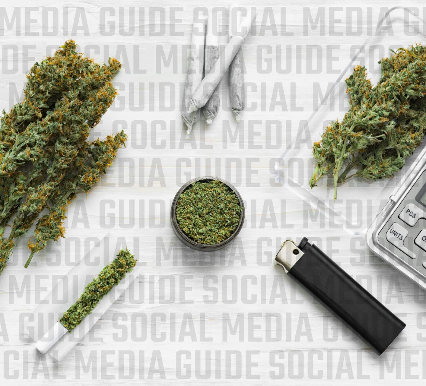 The Cannabis Dispensary Social Media Guide image